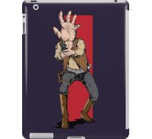 Hand Solo! Handt Rebel Fighter iPad Case/Skin
