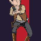 Hand Solo! Handt Rebel Fighter by Phryan