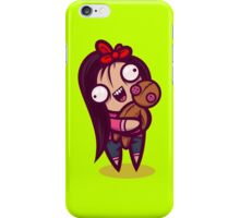 Haze and Her Doll iPhone Case/Skin