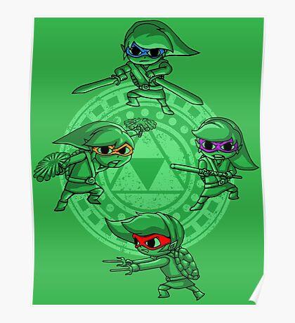 Ninja Waker Poster