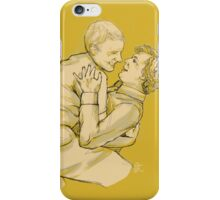 Dancing Lessons iPhone Case/Skin