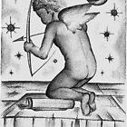 Cupid Sketch by vivianne