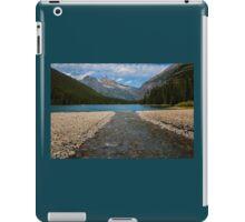 Glacier National Park iPad Case/Skin