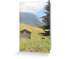 Mt Roland Greeting Card