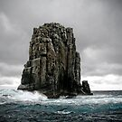 Tasman Sea Monolith by Kelly McGill