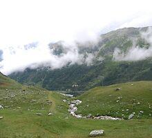 montagne suisse d'été by LeRolando