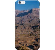 Mt St Helens Caldera iPhone Case/Skin