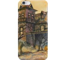 Haunted House 2 iPhone Case/Skin