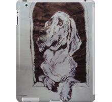 Pooch iPad Case/Skin