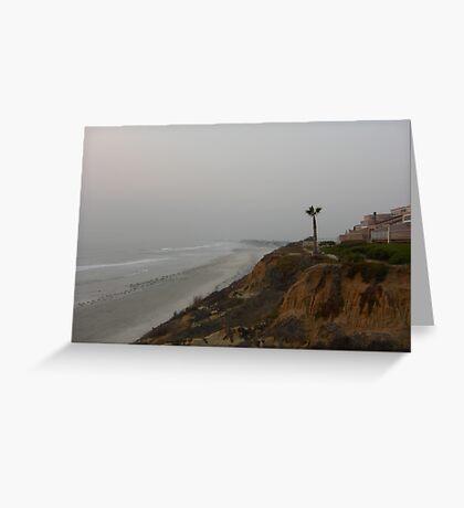 Sea Bluff Greeting Card
