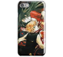 Pandora hearts iPhone Case/Skin