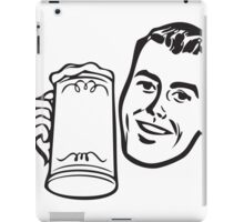 cold drink iPad Case/Skin