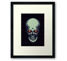 Dungeons and Death Framed Print