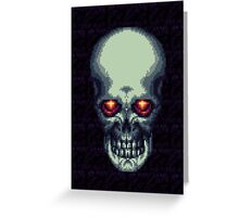 Dungeons and Death Greeting Card