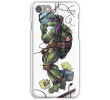 Life of a Teenage Turtle - Donnie iPhone Case/Skin