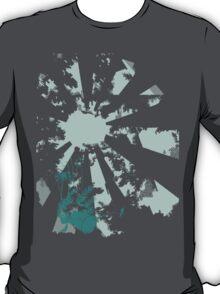 camera blue T-Shirt
