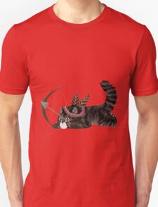 Arrow Kitten Unisex T-Shirt