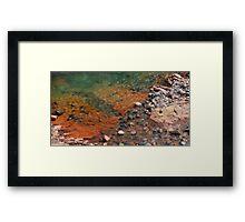 Highland Burn Framed Print