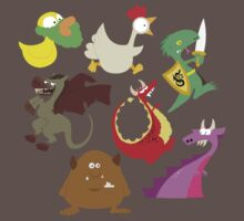 munchkin monsters by Thelma carias