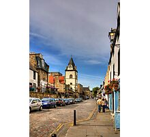 West along the High Street Photographic Print