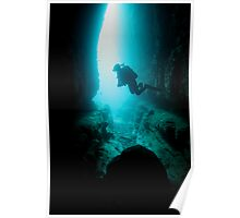 Caving Poster
