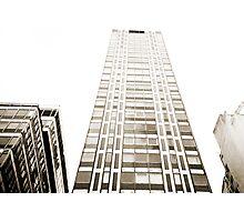Tall Building Lomo Argentina Photographic Print