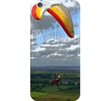 Flying Solo B iPhone Case/Skin