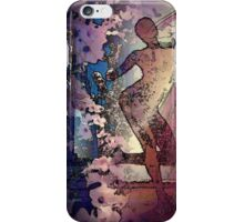 The woman of transitions iPhone Case/Skin