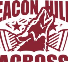 teen Wolf Beacon Hills Sticker