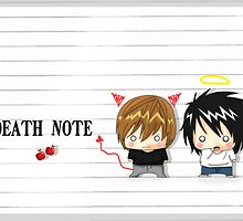 death note by Hoshijiro