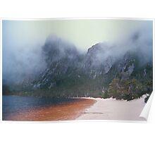 Lake Rhona Poster