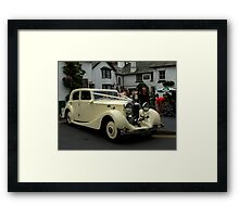 They don't make them like that anymore Framed Print