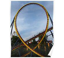 Cedar Point - Mantis Loop Poster