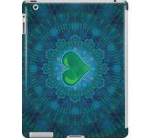 Psychedelic Love Beam iPad Case/Skin
