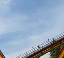 Cedar Point - Mantis Loop Sticker