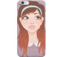 Girly Girl iPhone Case/Skin