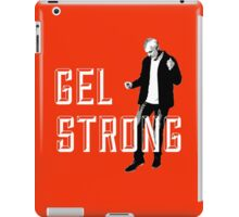Gel Strong - Knockout iPad Case/Skin