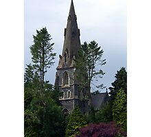 St Mary's Church, Ambleside Photographic Print