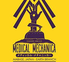 Medical Mechanica by Six 3