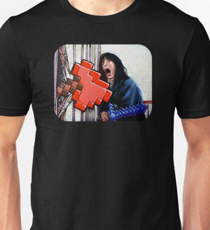 Here's Minecraft!  Unisex T-Shirt