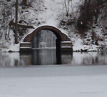 Waterfall Bridge by bunnij