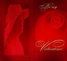 valentine card by cynthiab