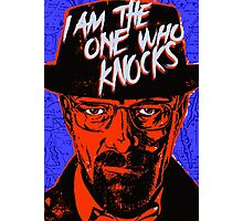 Breaking Bad - The One Who Knocks Photographic Print