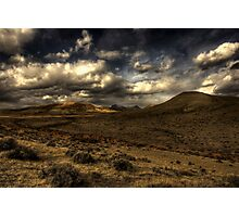 Valley of the Warm Winds Photographic Print