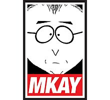 MKAY Photographic Print