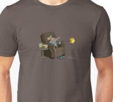 Fireplace Unisex T-Shirt