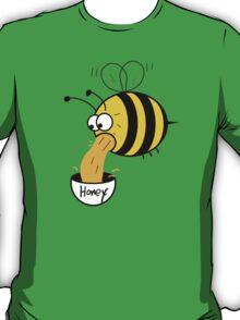 Making of Honey T-Shirt