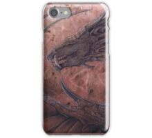 Saber Dragon iPhone Case/Skin