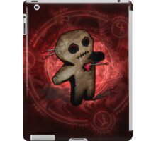 Voodoo Doll iPad Case/Skin