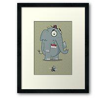 Mr. Mouse. Framed Print